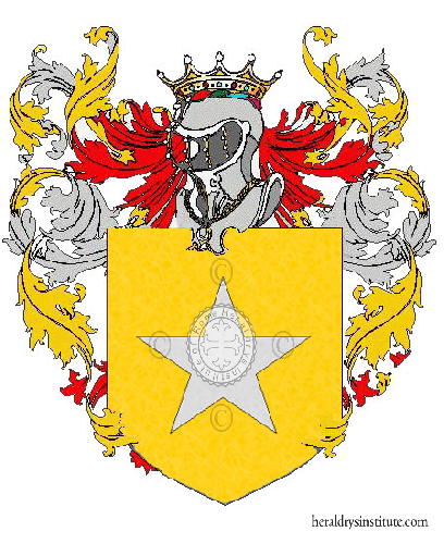 Coat of Arms of family Pastorina