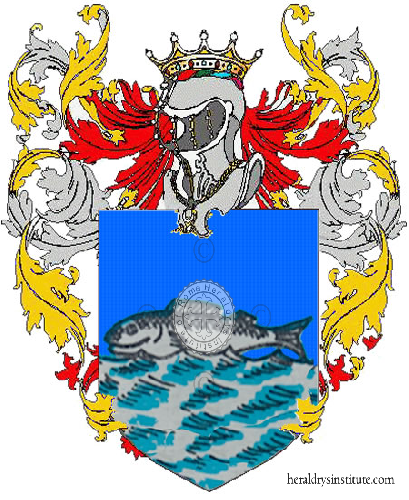 Coat of Arms of family Impellitteri