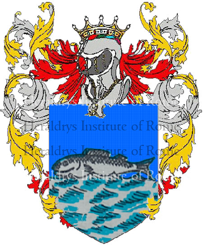 Coat of Arms of family Impellizzeri