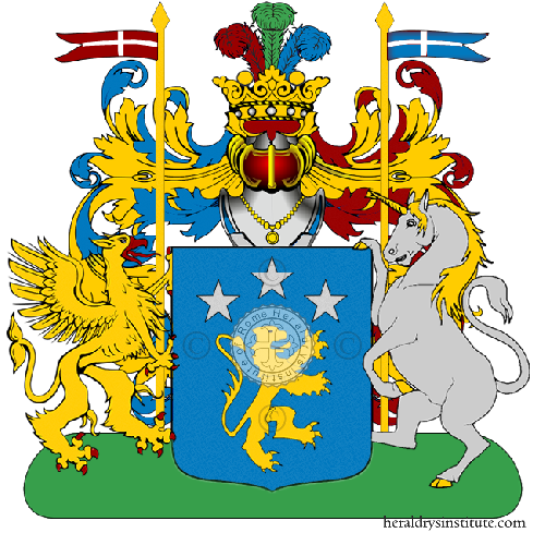 Coat of Arms of family Murgiani