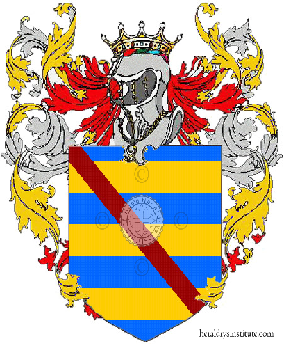 Coat of Arms of family Bruch