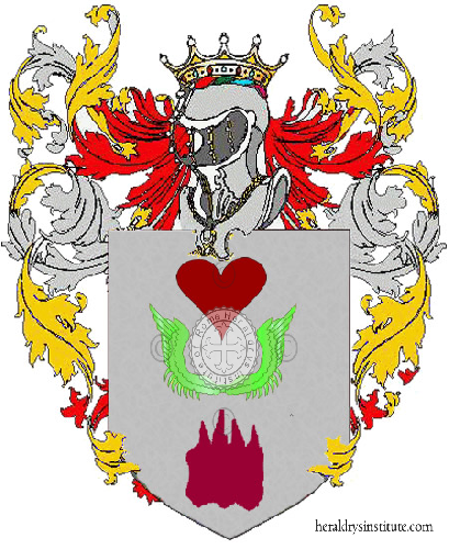 Coat of Arms of family Aliqu