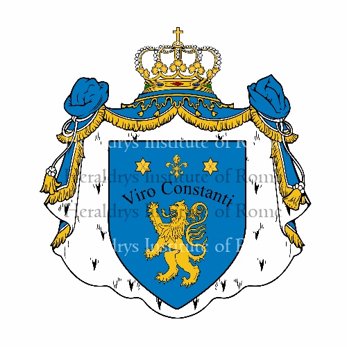 Coat of Arms of family Papoli
