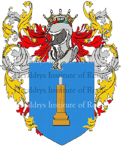 Coat of Arms of family Mirabito