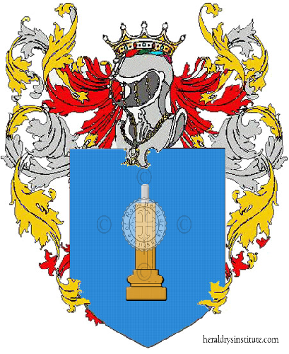 Coat of Arms of family Miranza