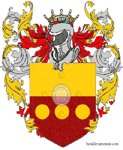 Coat of Arms of family Vellutino