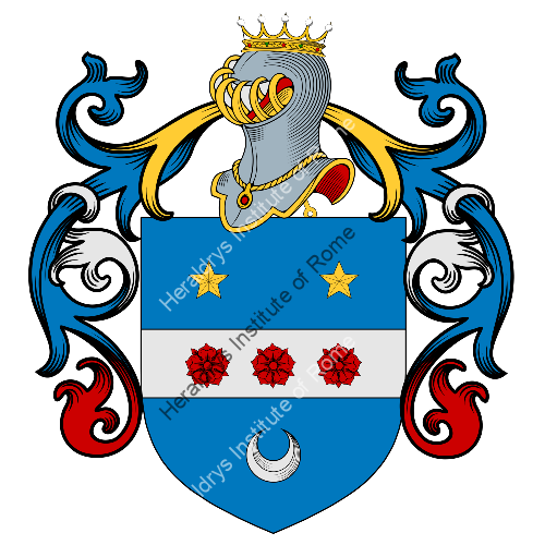 Coat of Arms of family Paolasini