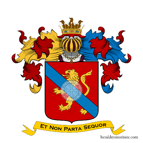 Coat of Arms of family Palleri