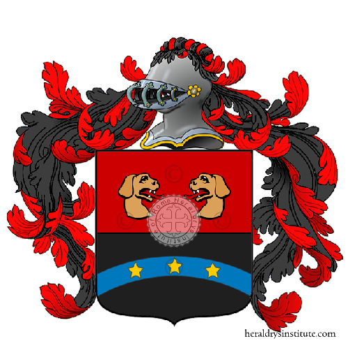 Coat of Arms of family Savonitto