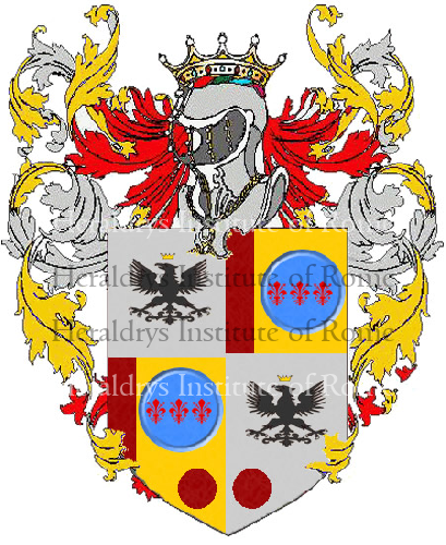 Coat of Arms of family Vallecoccia