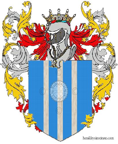 Coat of Arms of family Tabusso
