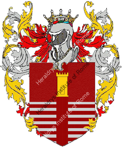 Coat of Arms of family Roncalia