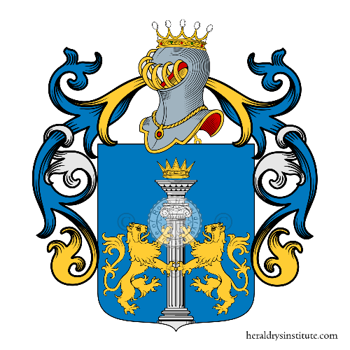 Coat of Arms of family Sigillo'