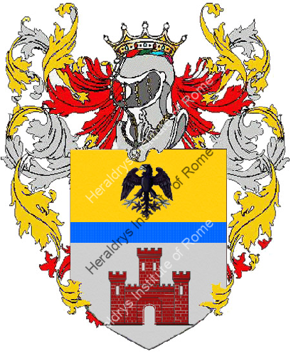Coat of Arms of family Sandrono