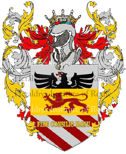 Coat of Arms of family Sembrecondio