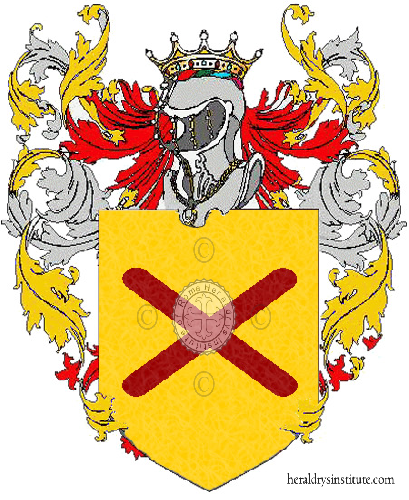 Coat of Arms of family Oddolini