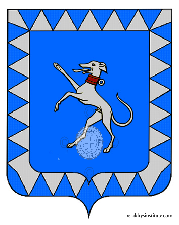 Coat of Arms of family Vavalieri