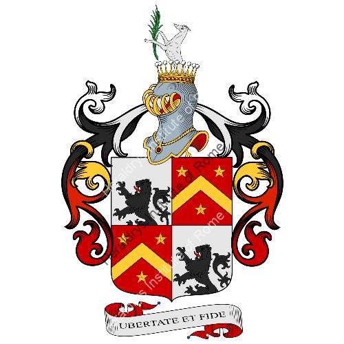 Coat of Arms of family Riccardone