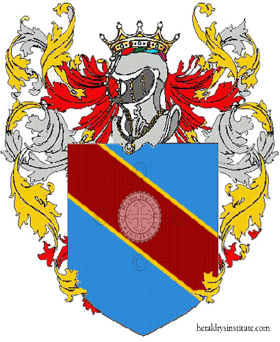 Coat of Arms of family Vignetti
