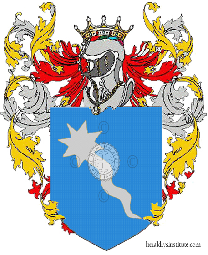Coat of Arms of family Accomazzi