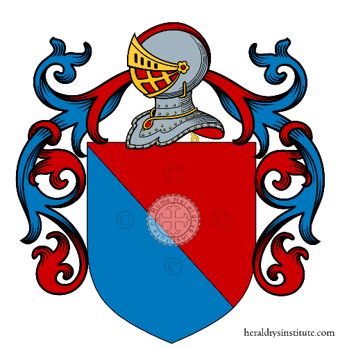 Coat of Arms of family Di Mequio