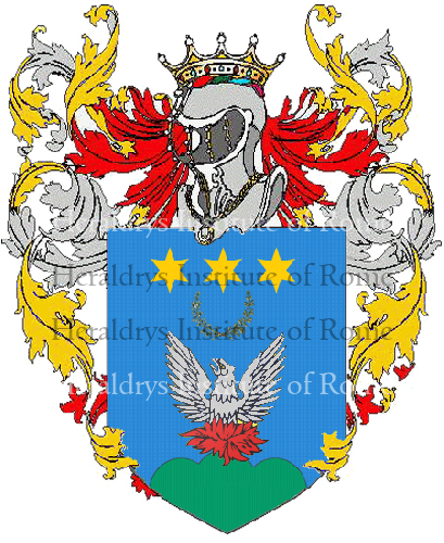 Coat of Arms of family Pedretta