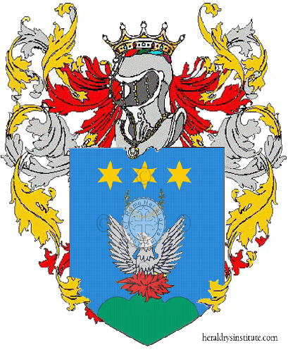 Coat of Arms of family Pedretto