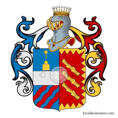 Coat of Arms of family Paolino