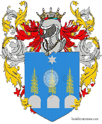 Coat of Arms of family Zainardi