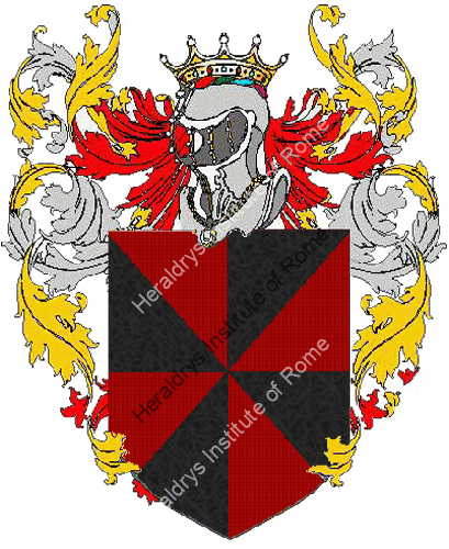 Coat of Arms of family Priale