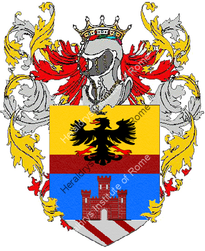 Coat of Arms of family Tesira