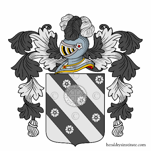 Coat of Arms of family Vaino