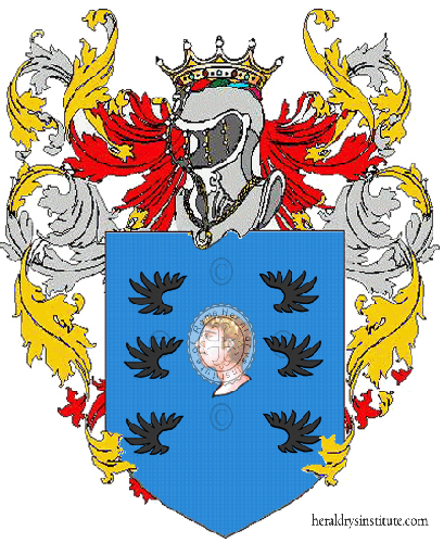 Coat of arms of family Desserafino
