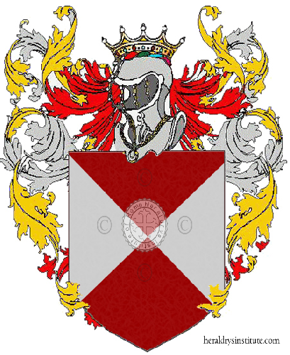 Coat of Arms of family Frangelli