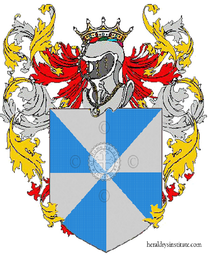 Coat of Arms of family Franzè