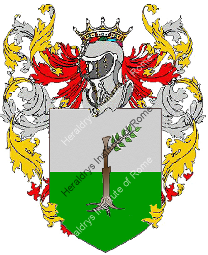 Coat of Arms of family Milaninni