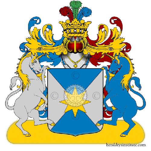 Coat of Arms of family Nangano