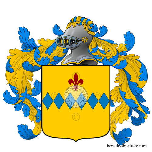 Coat of Arms of family Vancina