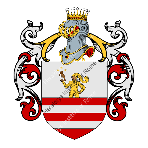 Coat of Arms of family Moresco