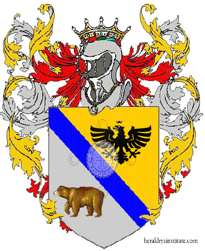 Coat of Arms of family Torselli