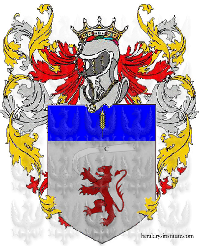Coat of Arms of family Miale