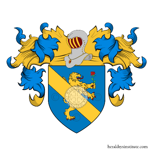 Coat of Arms of family Nella