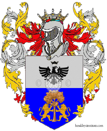 Coat of Arms of family Modari