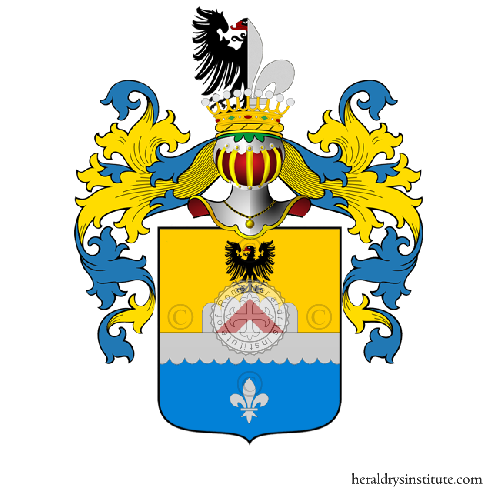Coat of Arms of family Sanmartini