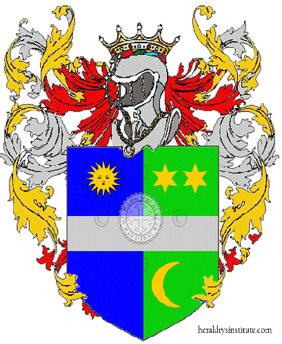 Coat of Arms of family Murante