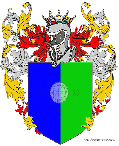 Coat of Arms of family Suffoletta