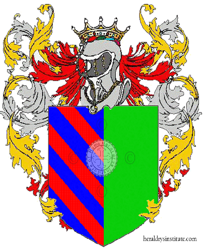 Coat of Arms of family Frisaldi