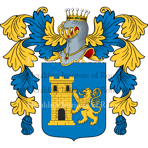 Coat of Arms of family Smaggio