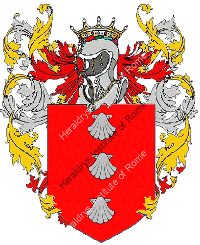Coat of Arms of family Robellini