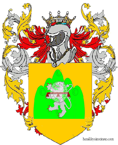 Coat of Arms of family Torao